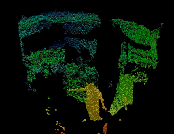 point cloud openni2