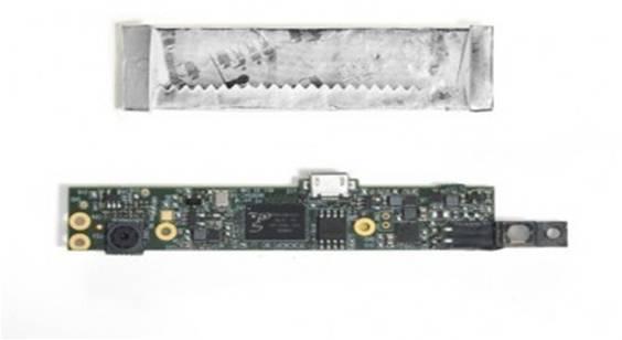 capri sensor + OpenNI + ROS