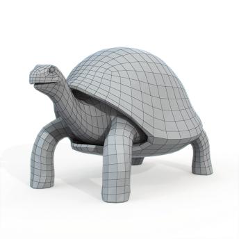 turtle mesh