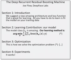 Deep Learning Paper Template